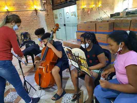Orquestra Jovem Social / ACRIART